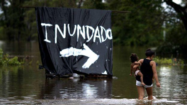 Fenômeno provocou forte seca no nordeste brasileiro e inundações no sul do Brasil e norte da Argentina