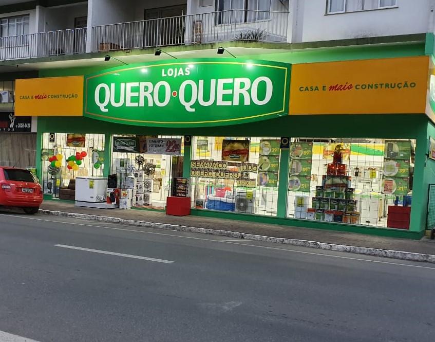 Preço justo: Lojas Quero-Quero vira referência em construção e lar em Guaramirim