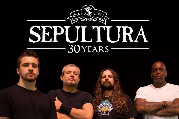 Já garantiu seu ingresso pro show do Sepultura? Vale lembrar que a procura está grande e eles são limitados