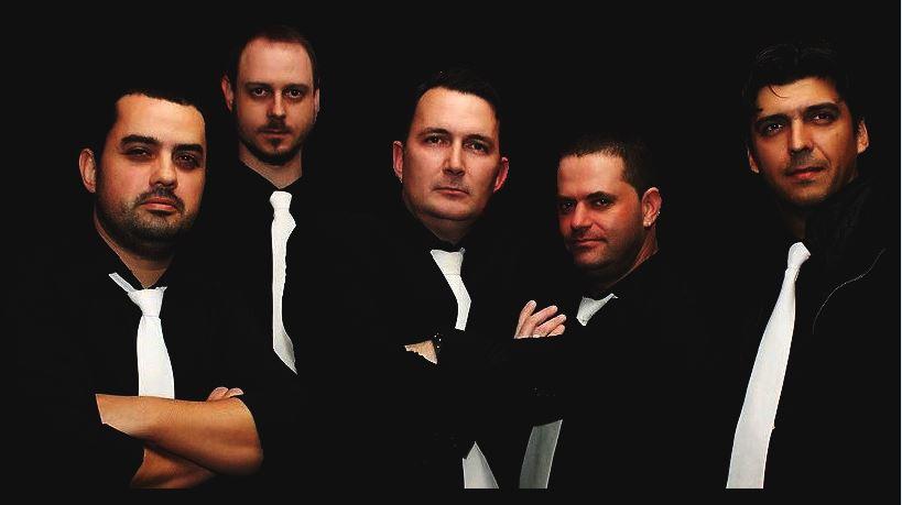 A banda Identidade Secreta é a atração do The John neste sábado (08)