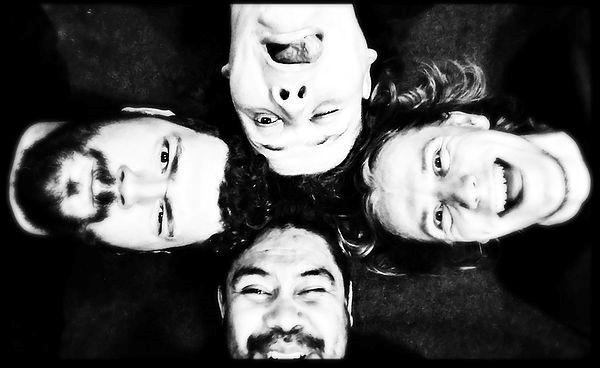 O rock da banda Código de Bar é uma das atrações no sábado, dia 4, no General Lee