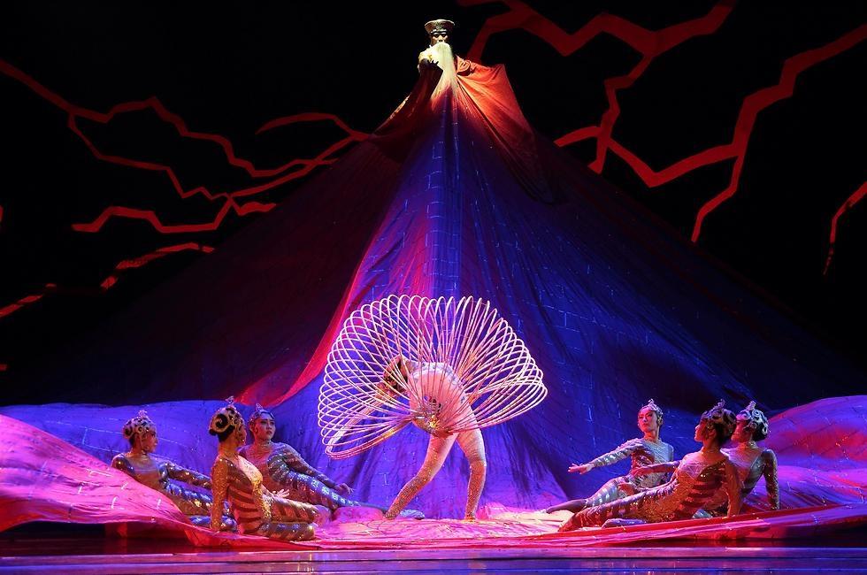 Circo chinês já tem data para se apresentar em Jaraguá do Sul!