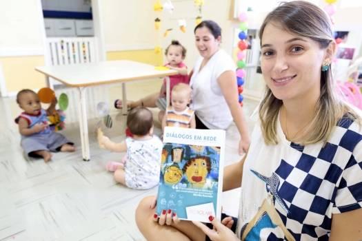 Mariana Coral foi premiada com o título Professores do Brasil em 2015 | Foto Arquivo/Secom/Prefeitura de Joinville