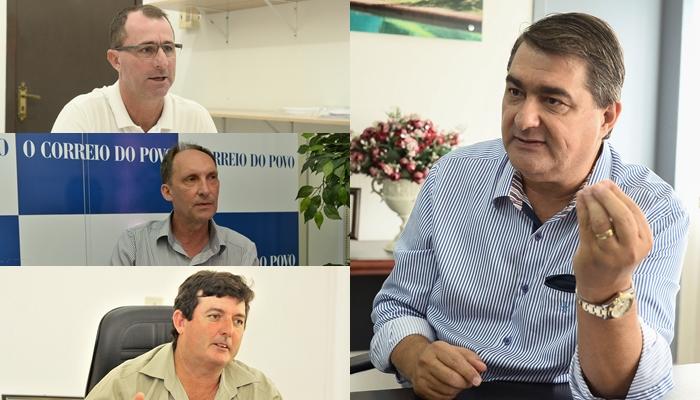 Prefeitos da região decretam medidas para conter impactos da greve