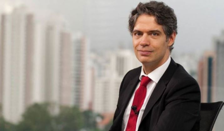 Economista Ricardo Amorim palestra em Guaramirim em julho