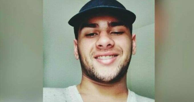 Alisson Batista, morreu esfaqueado após tentar separar uma briga de casal na noite deste sábado (14)   Foto Divulgação