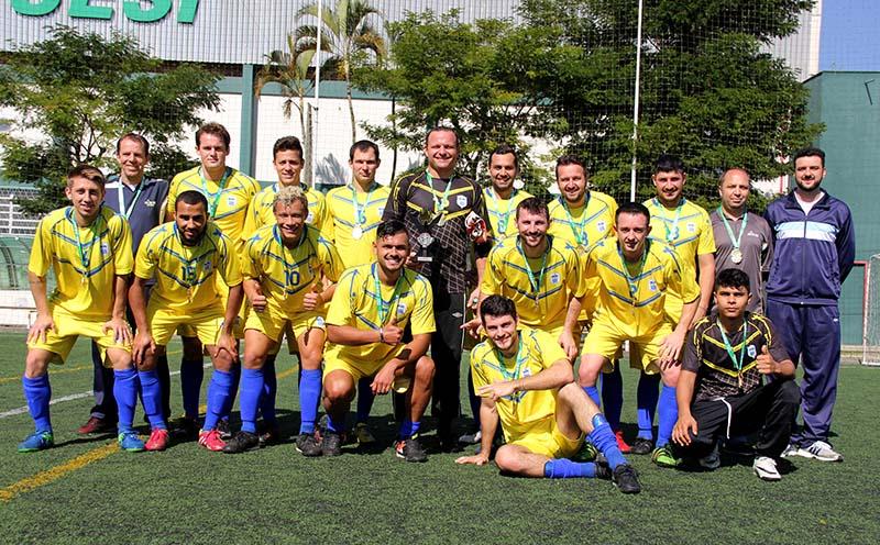 Weg sagrou-se campeão da Série Ouro | Foto: Lucas Pavin/Agência Avante!
