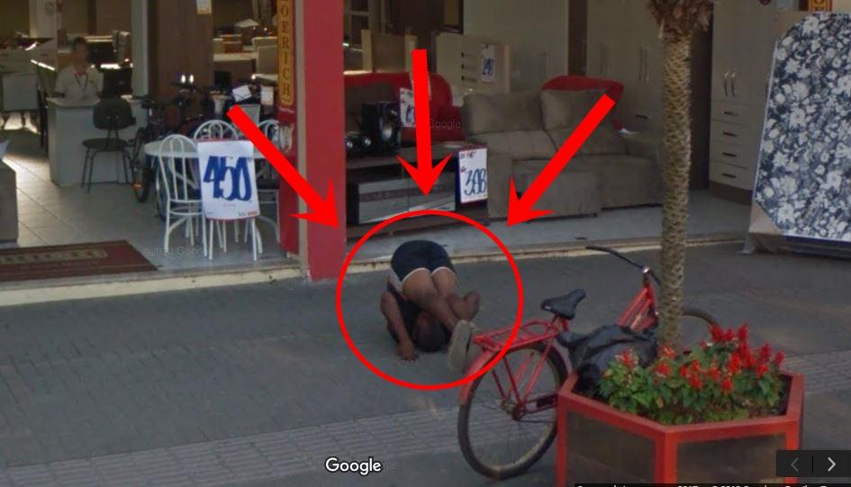 Foto Reprodução/Google Street View
