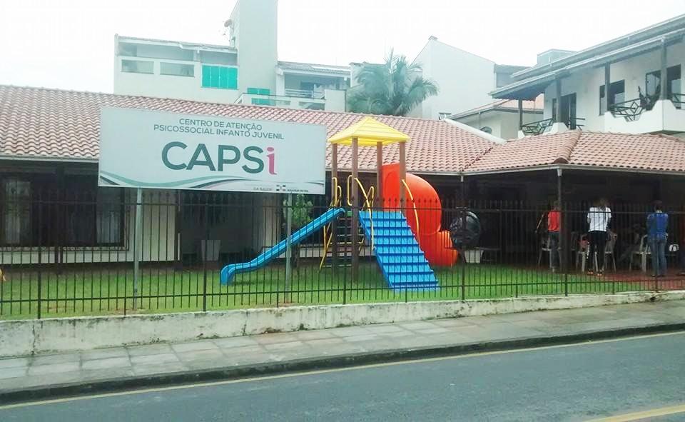 Capsi é um dos lugares que acolhem crianças e adolescentes   Foto Divulgação