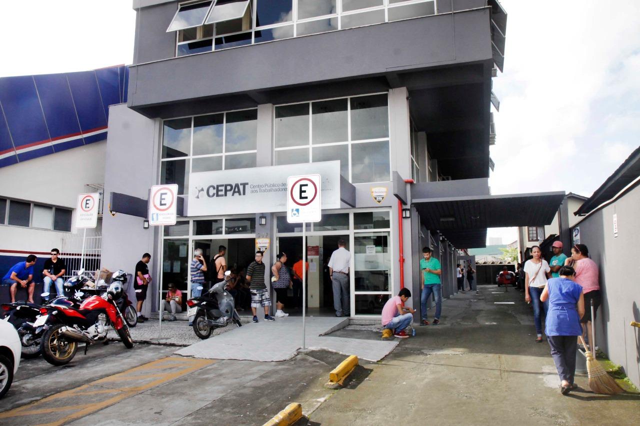 O Cepat fica na rua Abdon Batista, no Centro de Joinville | Foto Divulgação/Arquivo/Secom/Prefeitura de Joinville