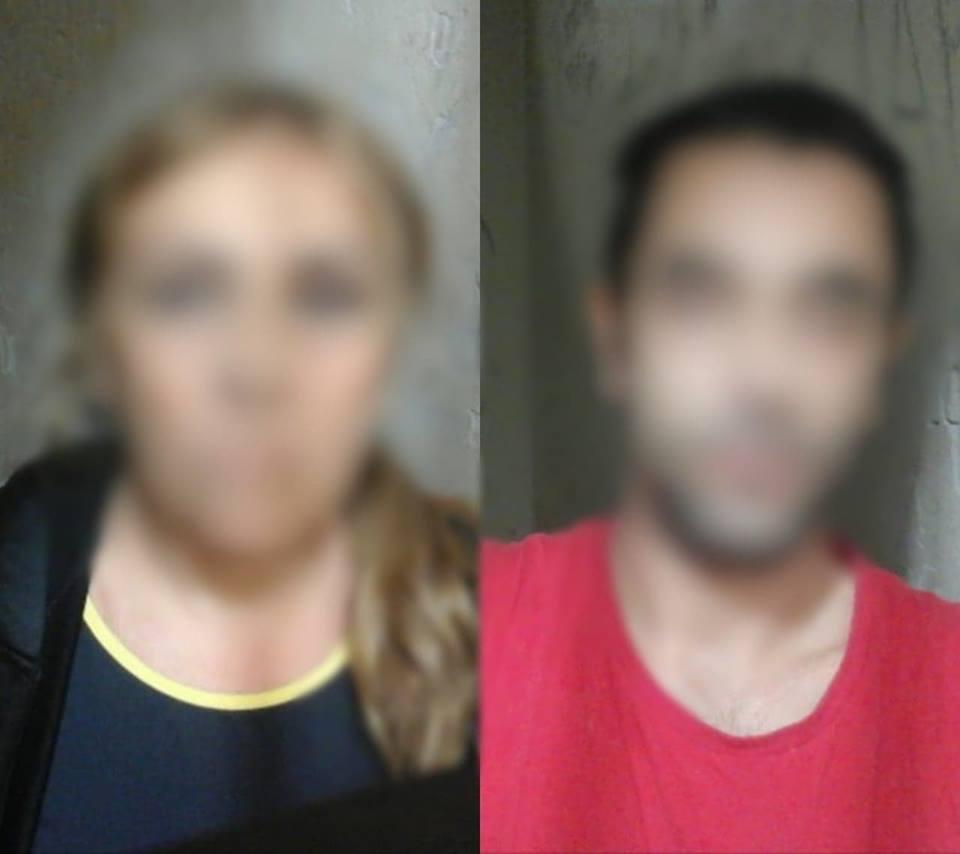 Mãe e filho são presos por furtarem celular de PM em Camboriú
