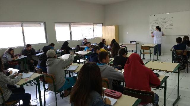 Escolas do Sistema S e da rede pública preparam atividades no dia 6 de abril para integrar a família e os estudantes  | Foto Arquivo/ADR Joinville