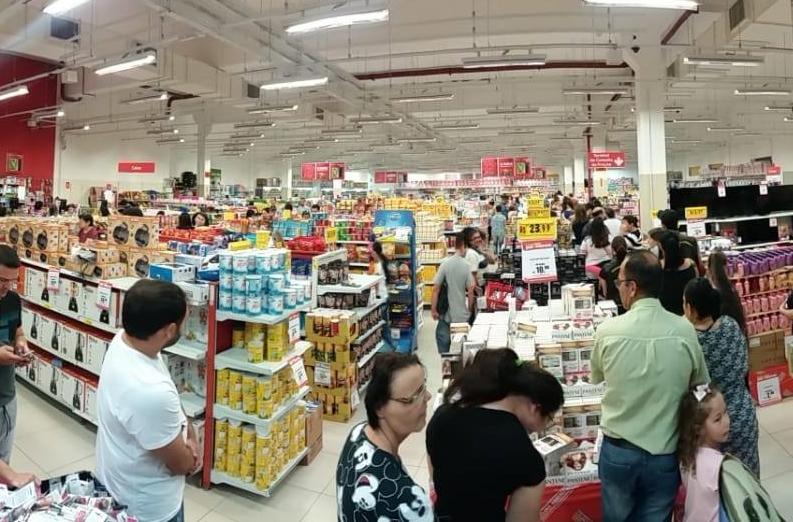 Black Friday será no dia 29 de novembro | Foto Divulgação/Jaraguá do Sul Park Shopping