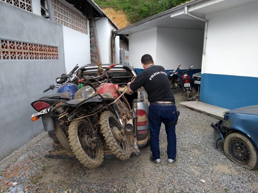 investigações iniciaram com denúncias da comunidade | Foto PC/Divulgação