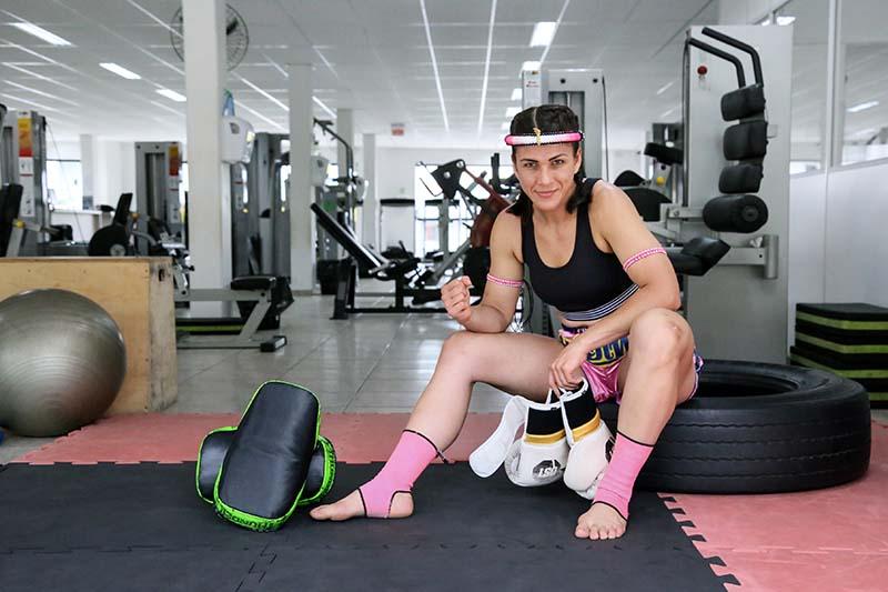 Em apenas três anos, Monique Piske é um se tornou um dos principais nomes da modalidade no país | Foto: Eduardo Montecino/OCP News