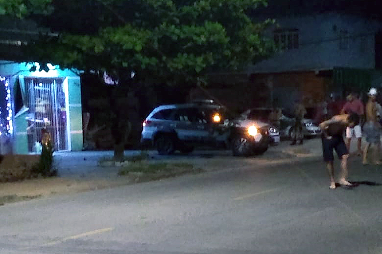 Crime aconteceu às 0h30 desta segunda-feira | Foto Redes Sociais