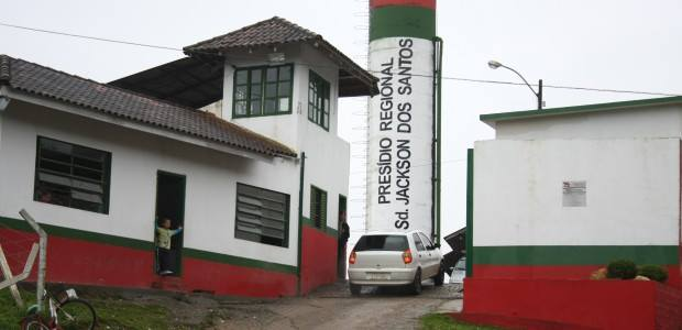 Presídio Regional de Joinville | Foto Aquivo/OCP