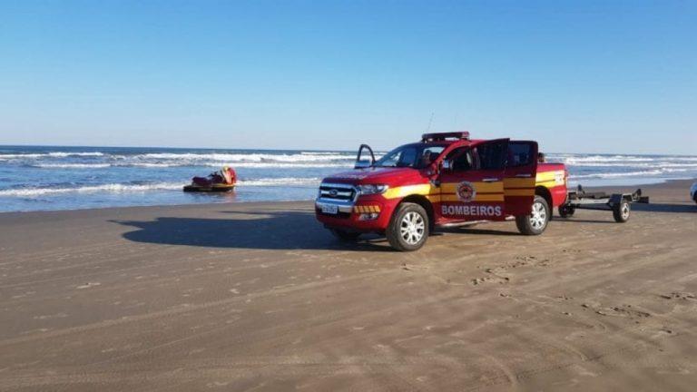 Pescador encontrou corpo de jovem que estava desaparecido no Arroio do Silva   Foto Divulgação/Notisul
