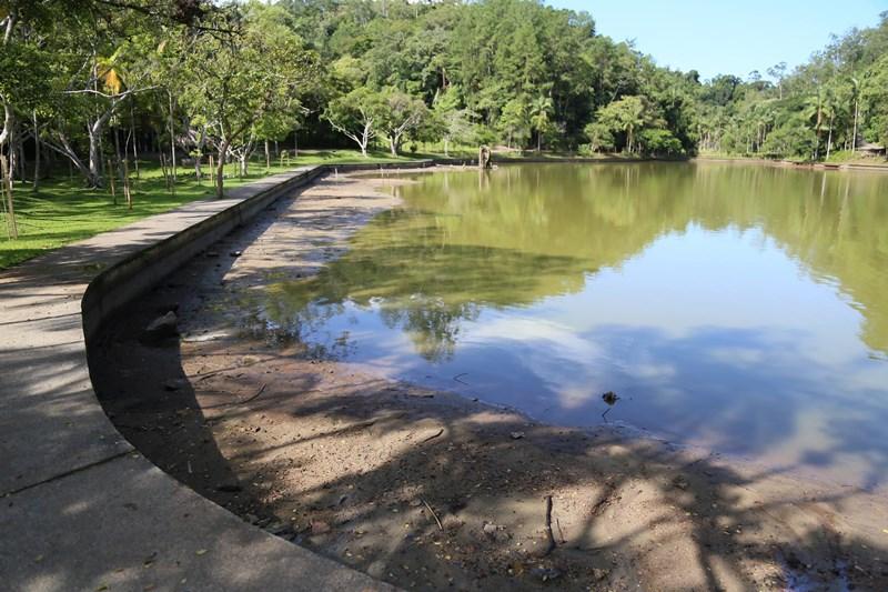 A retirada da água teve inicio nesta quarta-feira (7)   Foto Eduardo Montecino   OCP News