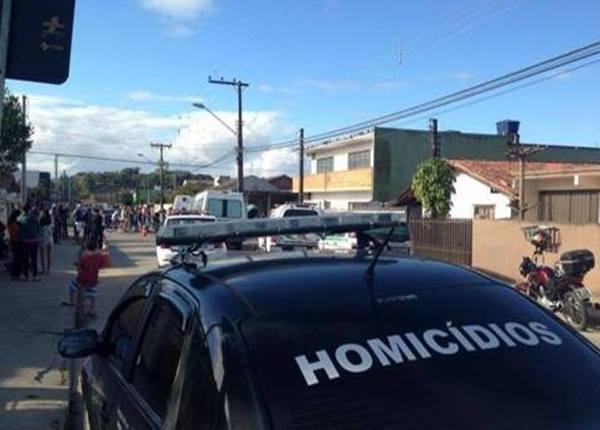 Delegacia de  Homicídios da Capital investiga o caso   Foto Polícia Civil/Divulgação
