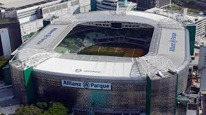 Jogo desta noite será na Arena Palmeiras em São Paulo | Foto Divulgação