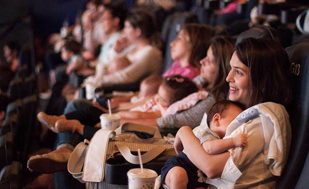 As 10 primeiras mamães que chegarem na bilheteria a partir das 13h30 ganham ingressos cortesias   Foto Divulgação