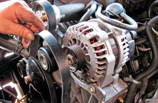 """""""Qual a diferença entre o motor de partida e o alternador?"""""""