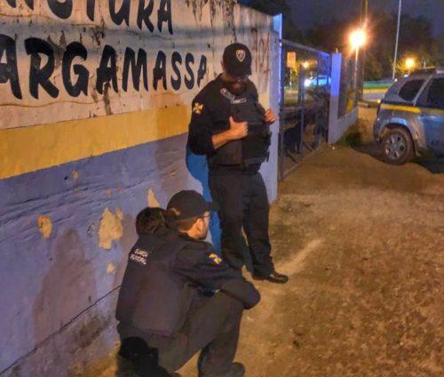 Foto Guarda Municipal/Divulgação