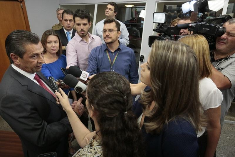 Orientação do presidente Julio Garcia é para que a Comunicsção da Casa atue com transparência e agilidade | Foto Fábio Queiroz/Agência AL