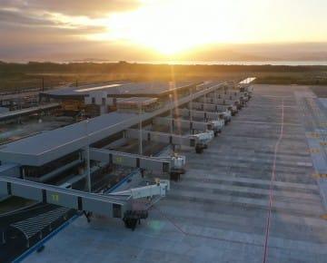 Aeroporto de Florianópolis pe considerado o melhor do Brasil   Foto Divulgação