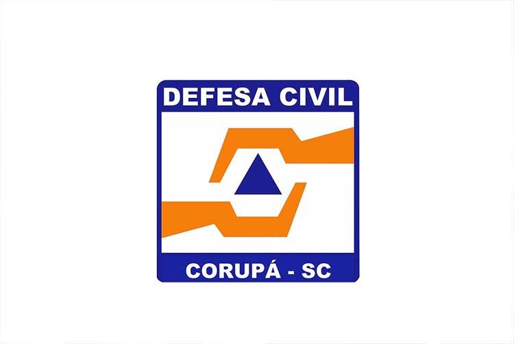 Defesa Civil de Corupá alerta motoristas para derramamento de óleo na BR-280