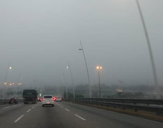 Terça-feira (1) será de muita instabilidade em Florianópolis   Foto Pista Limpa/Divulgação