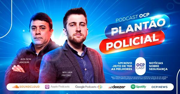 Podcast OCP: Plantão Policial desta segunda-feira (30) no ar, com informações policiais de um jeito diferente