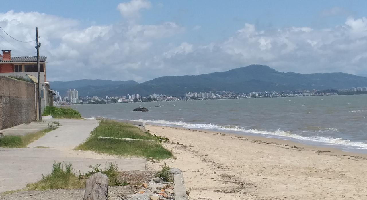 Fim de semana terá predomínio do sol entre nuvens em Florianópolis   Foto Ewaldo Willerding/OCPNews