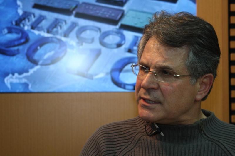 Waldir José Rampinelli é o autor do livro   Foto Alesc/Solon Soares
