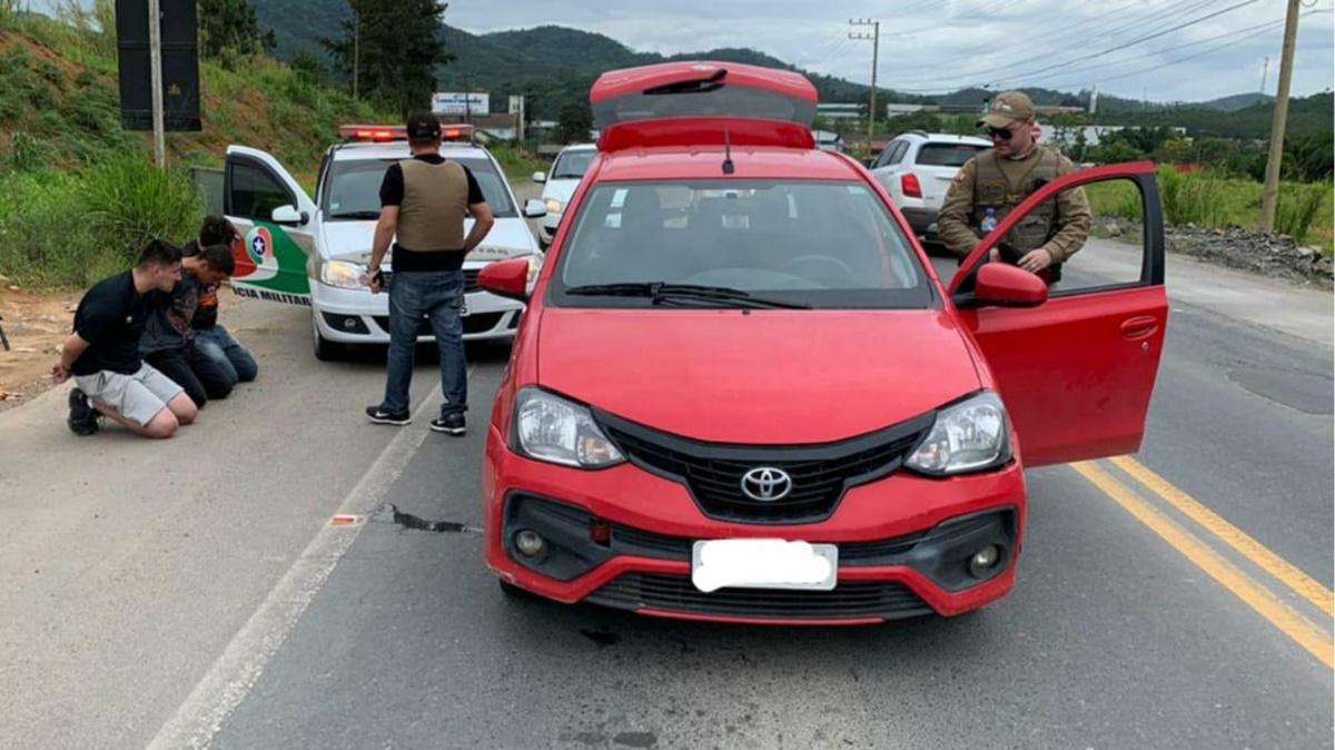 FotoDivulgação/Polícia Militar