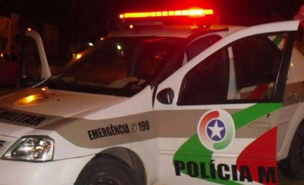 PM de Criciúma captura assaltante foragido