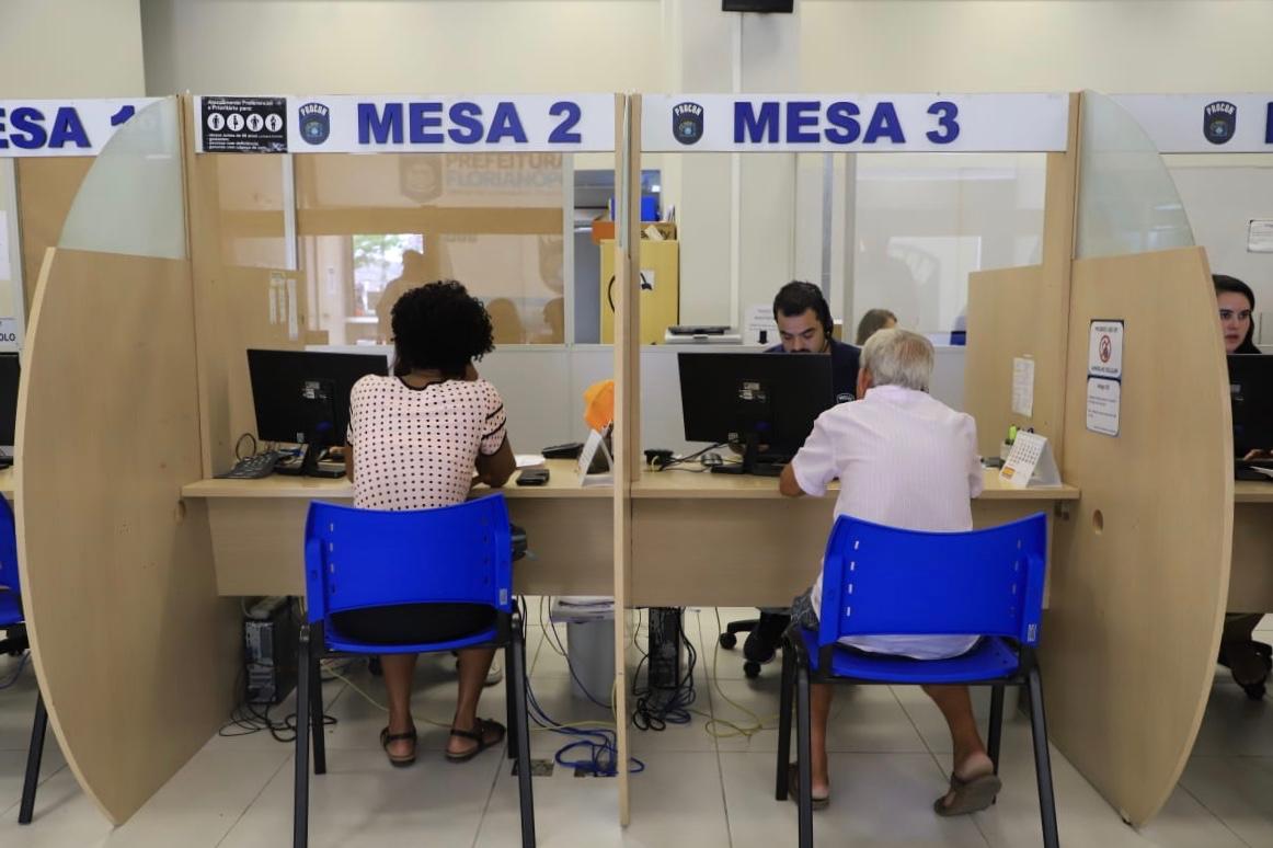 Atendimento presencial está suspenso no Pró-Cidadão   Foto PMF/Divulgação