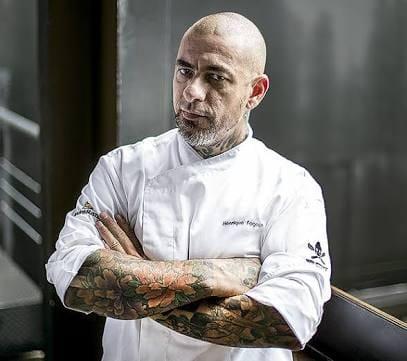 Chef Henrique Fogaça | Foto Divulgação