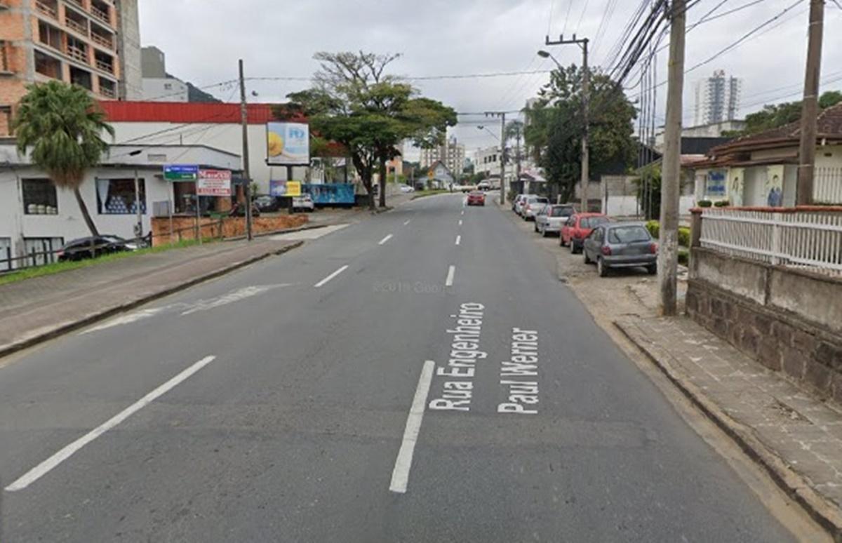 Imagem Google Street View