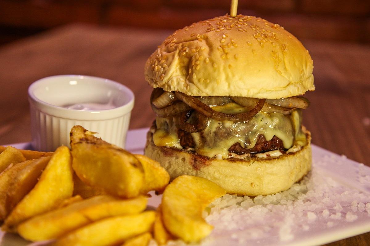 Foto divulgação | Gold Burger