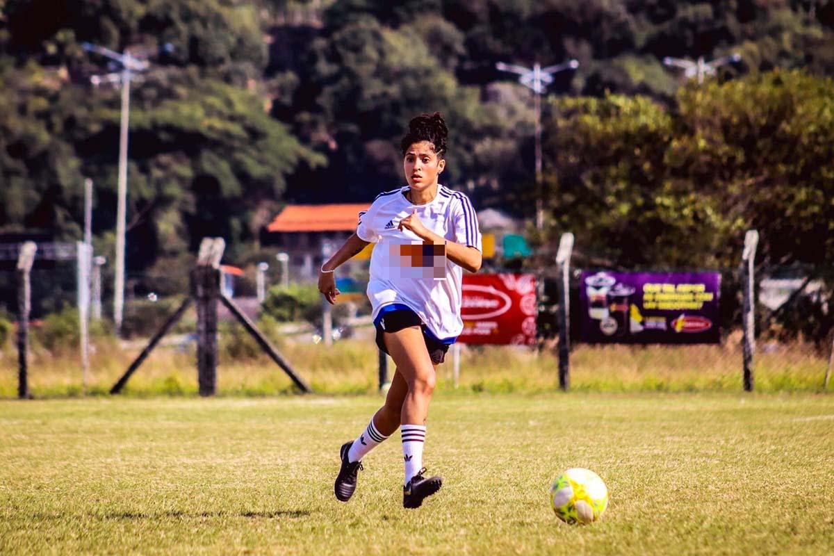 Joane Ribeiro quer jogar e estudar nos Estados Unidos | Foto: Divulgação