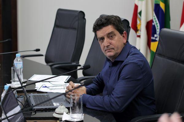 Celestino Klinkoski assume presidência da Câmara de Jaraguá do Sul ...