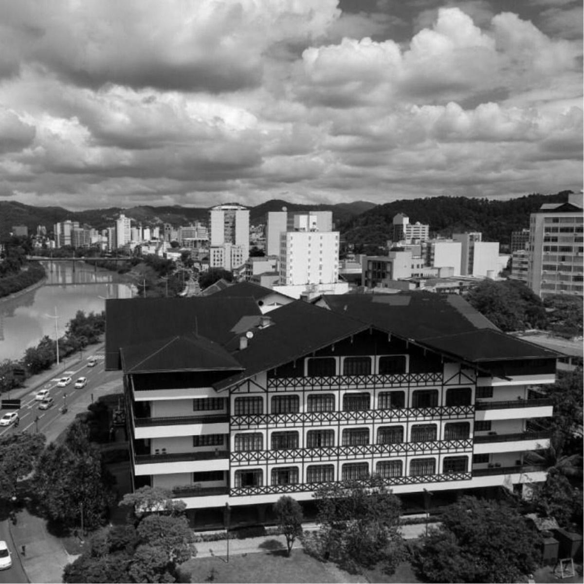 Foto Divulgação/Prefeitura de Blumenau