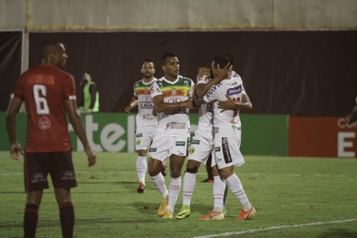 Foto Lucas Gabriel Cardoso/Brusque FC