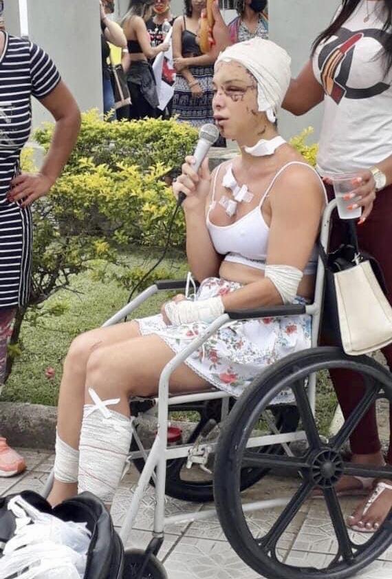 Preso mais um envolvido no latrocínio tentado de jovem trans em Içara