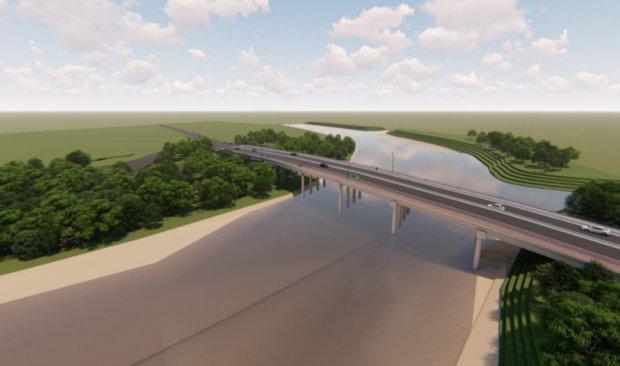 Casa Civil recebe projeto de ponte que vai ligar Tubarão e Capivari de Baixo
