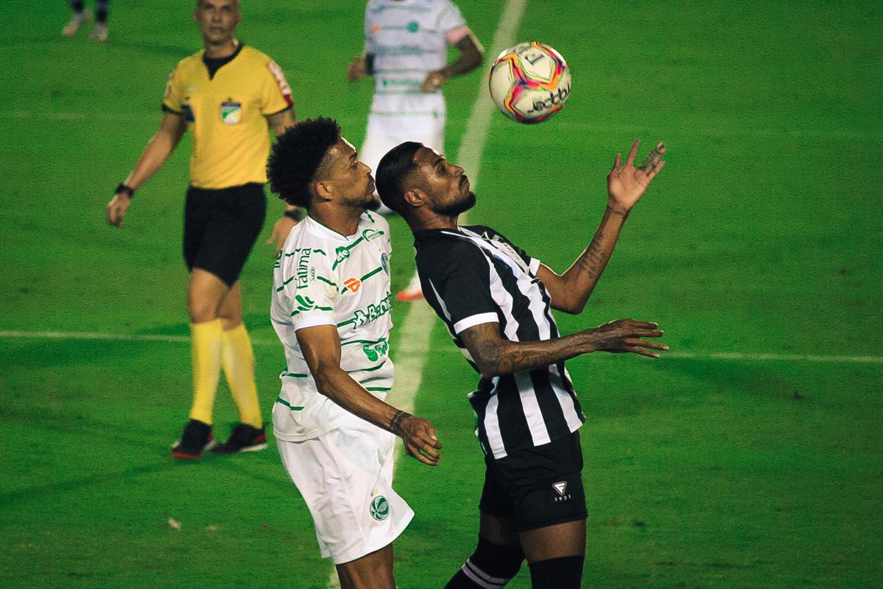 Figueirense e Juventude empataram em 1x1 no Scarpelli   Foto Patrick Floriani/FFC