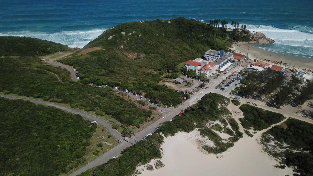 A revitalização será completa nos 2,3 km de extensão da via | Foto Leonardo Sousa/PMF