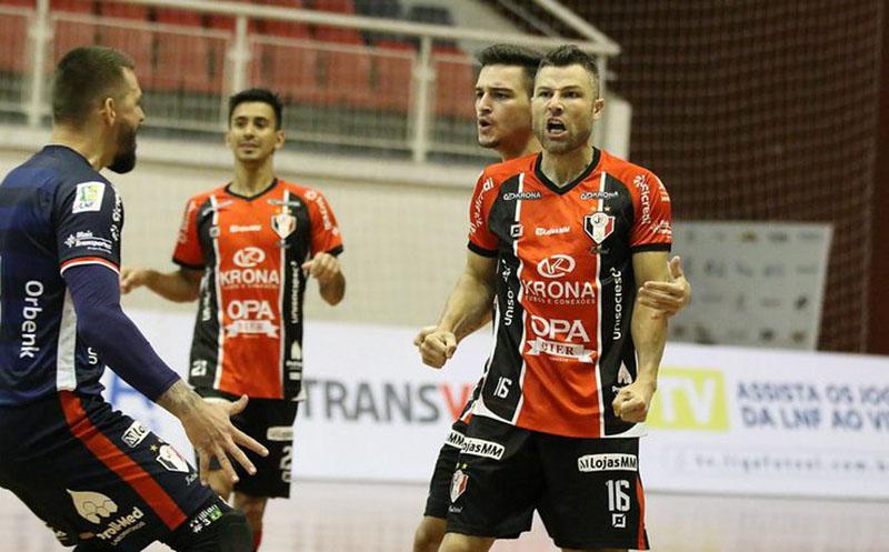 Foto: Juliano Schmidt/JEC Futsal